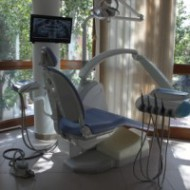 interior clinica dental parra